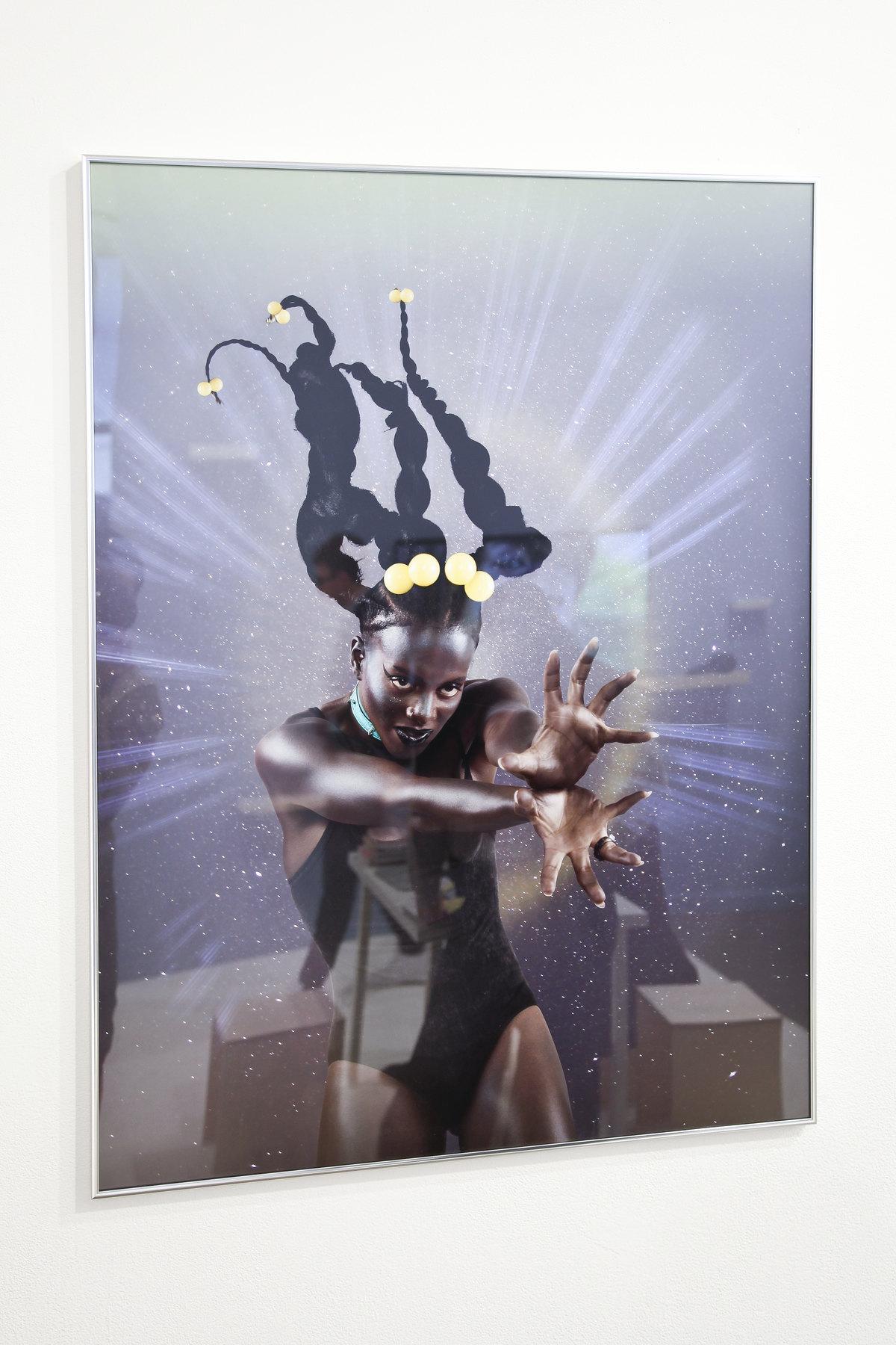 Juliana Huxtable at Project Native Informant 01