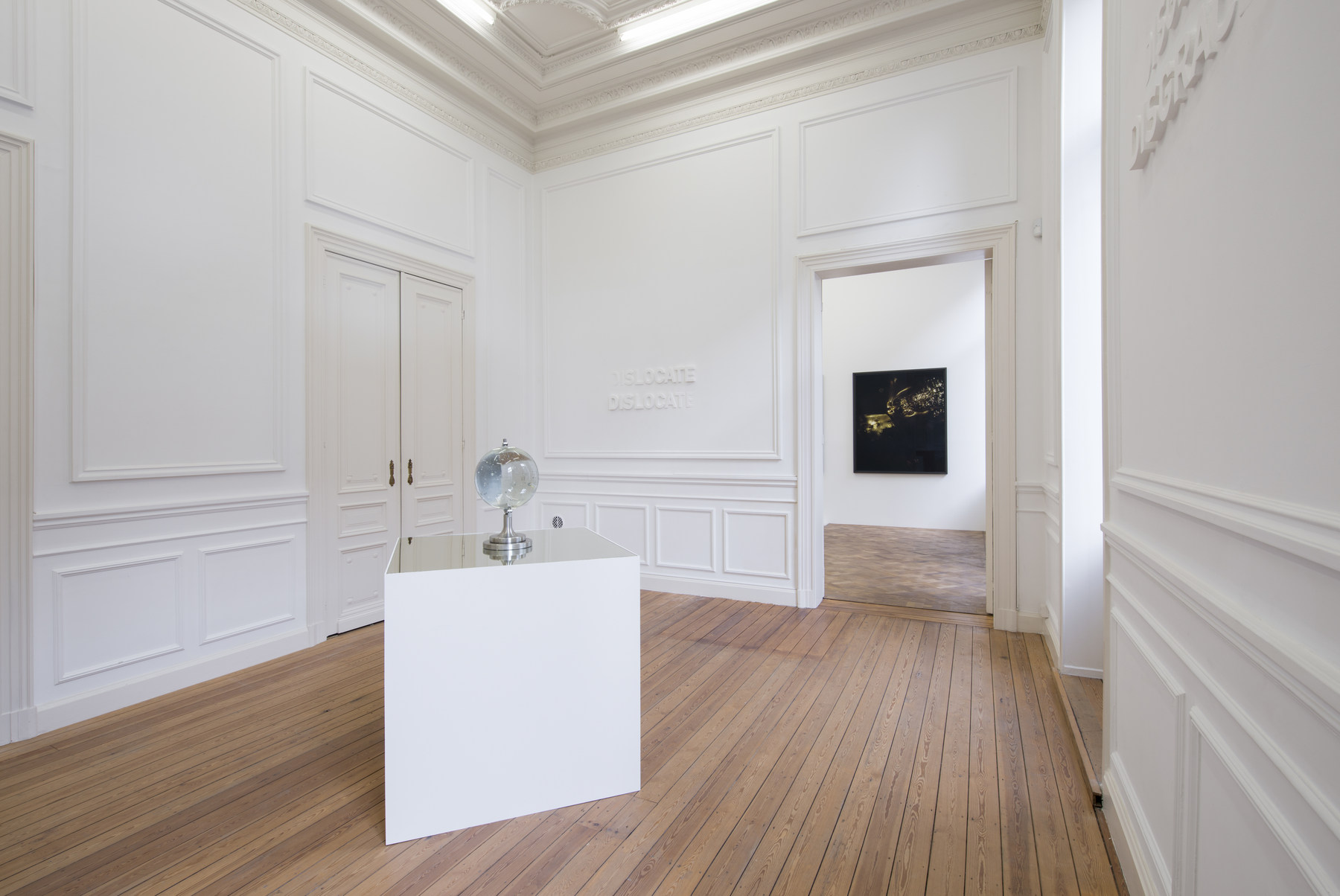 Melik Ohanian, IN TIME, Exhibition view (04)