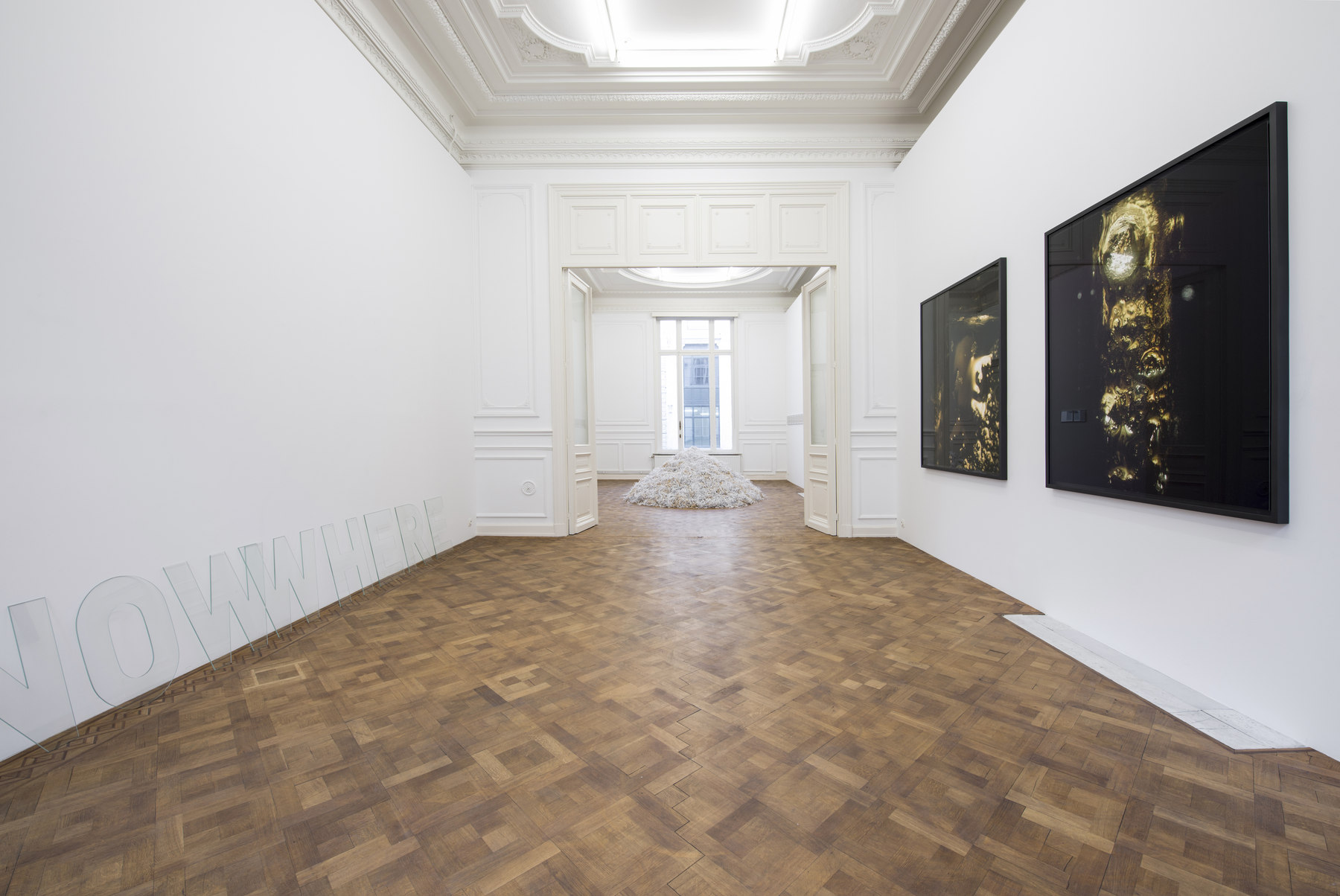 Melik Ohanian, IN TIME, Exhibition view (06)