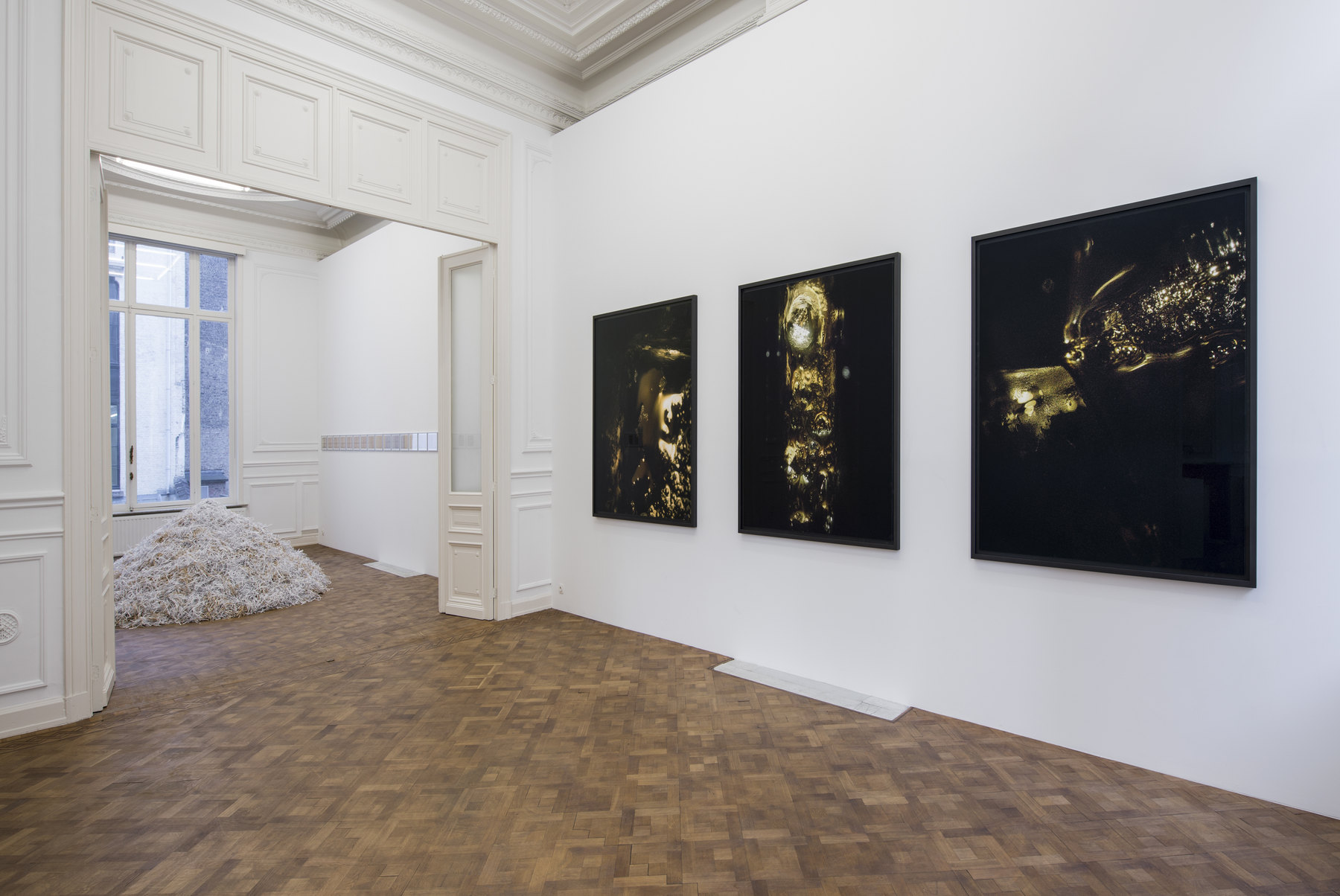 Melik Ohanian, IN TIME, Exhibition view (07)