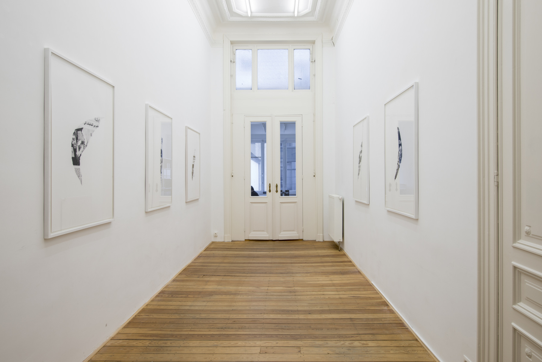 Melik Ohanian, IN TIME, Exhibition view (08)