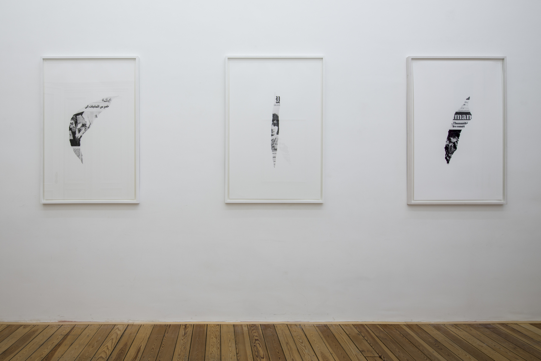 Melik Ohanian, IN TIME, Exhibition view (09)