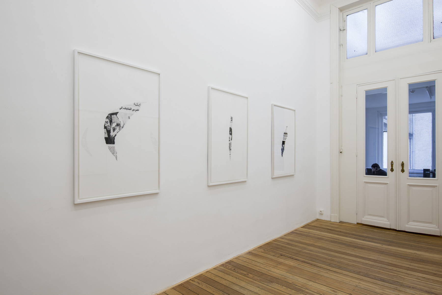 Melik Ohanian, IN TIME, Exhibition view (11)