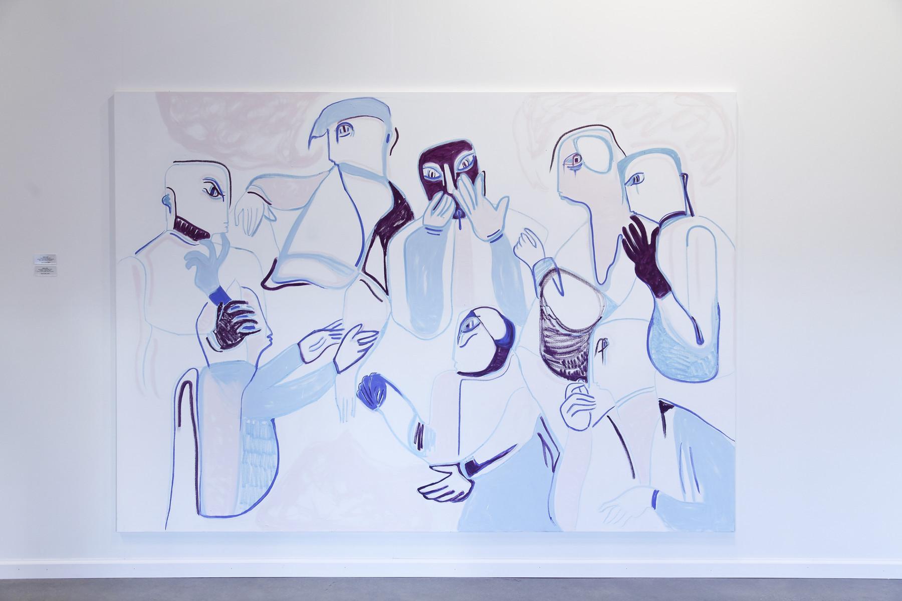 Melike Kara at Peres Projects 05