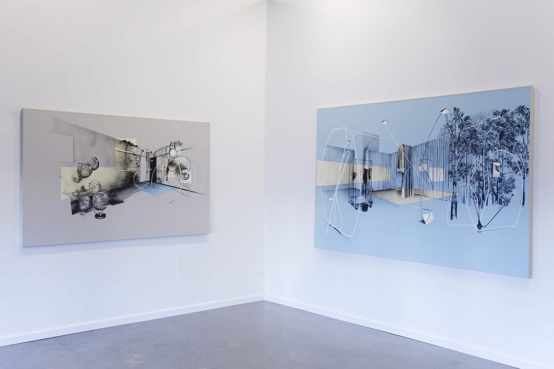 Tatiana Trouve at Galerie Perrotin 01