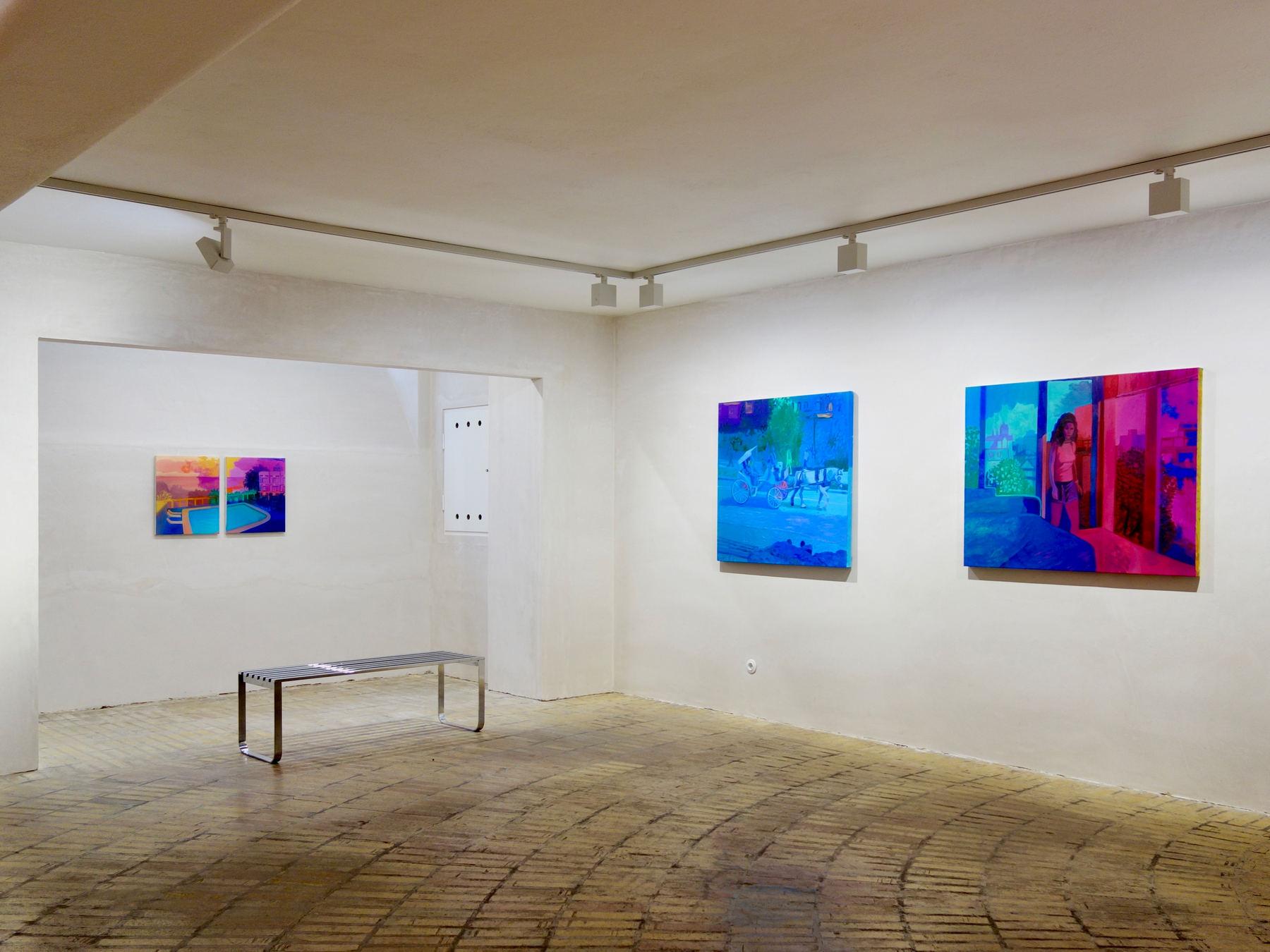 Daniel Heidkamp At Loyal Art Viewer