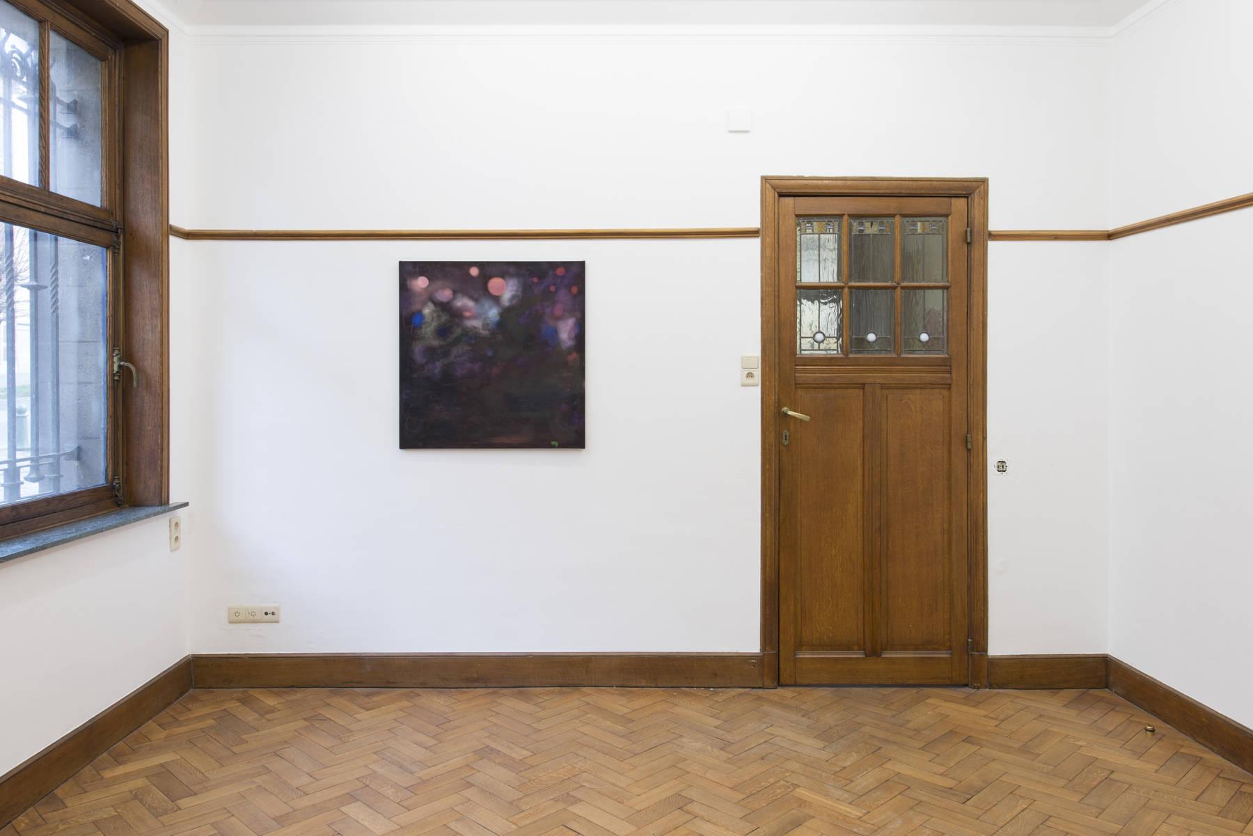 La Peinture Abstraite, 2018, Exhibition View, LA MAISON DE RENDEZ VOUS,  Brussels