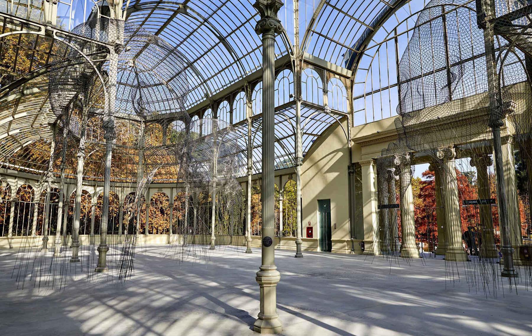 Jaume Plensa At Museo Nacional Centro De Arte Reina Sofia Art Viewer