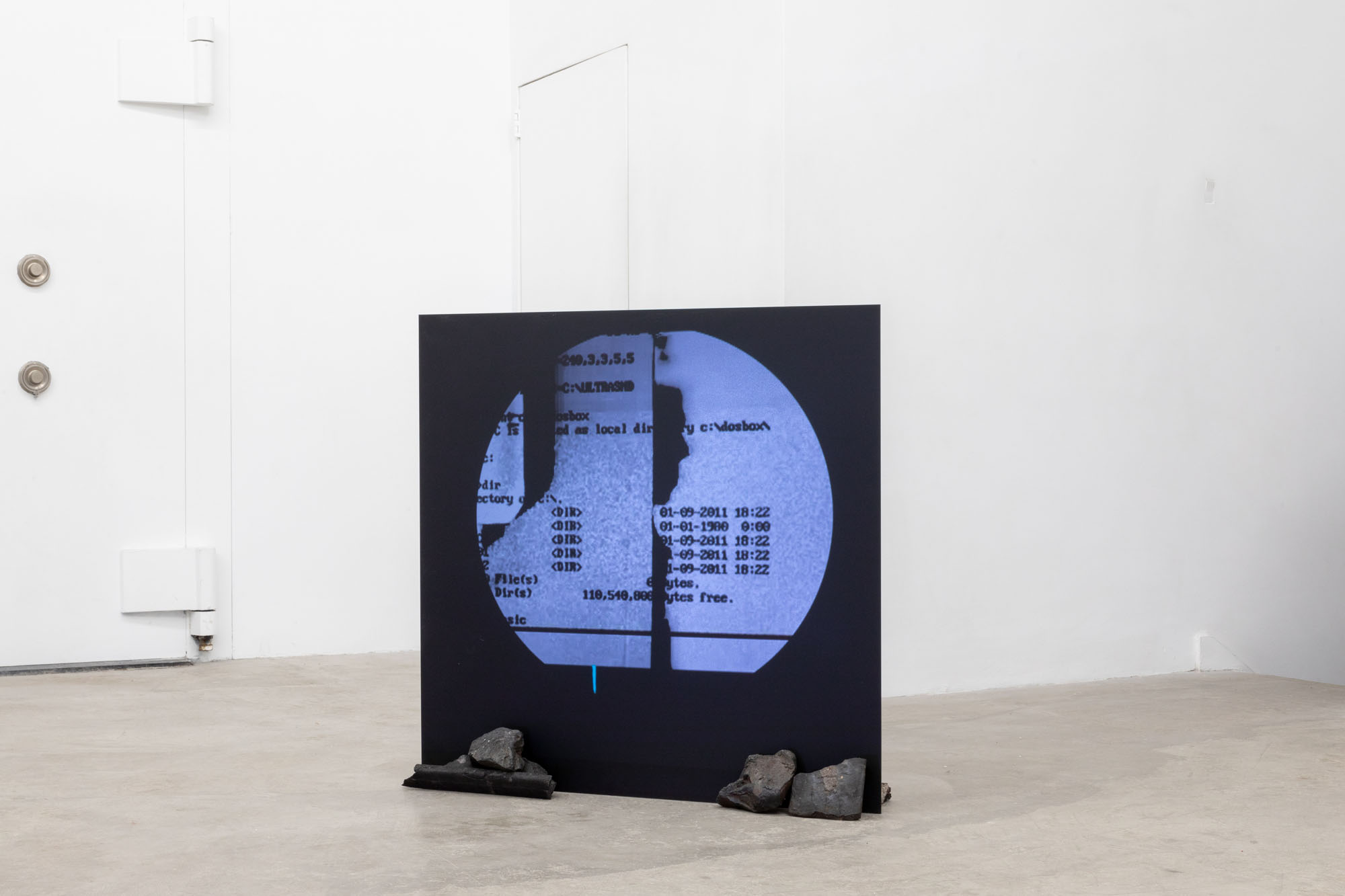 44302c870 Timothy Yanick Hunter, Basic Instructions, 2019, Video, acrylic sheet, 5:15  min