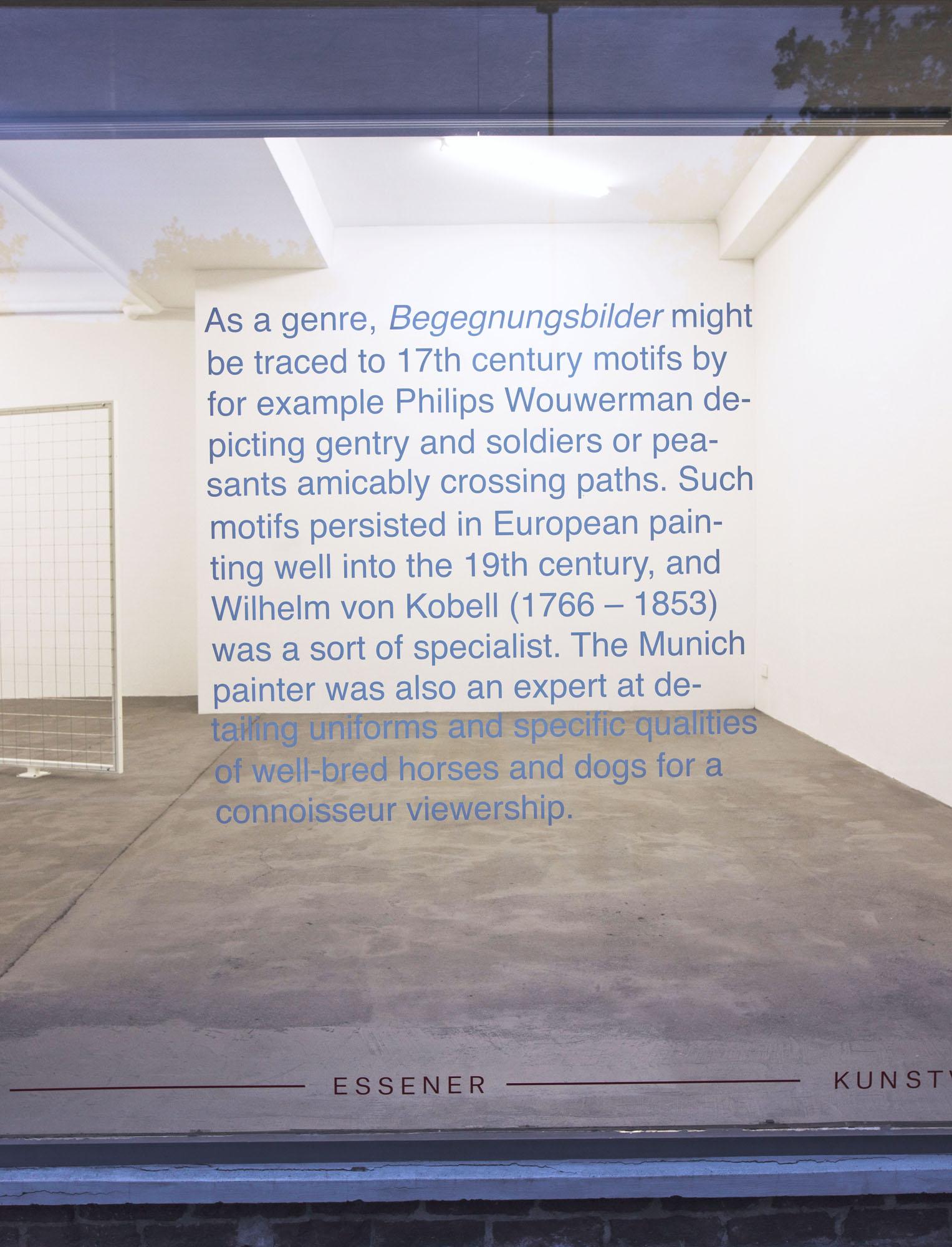 Megan Francis Sullivan at Neuer Essener Kunstverein – Art Viewer