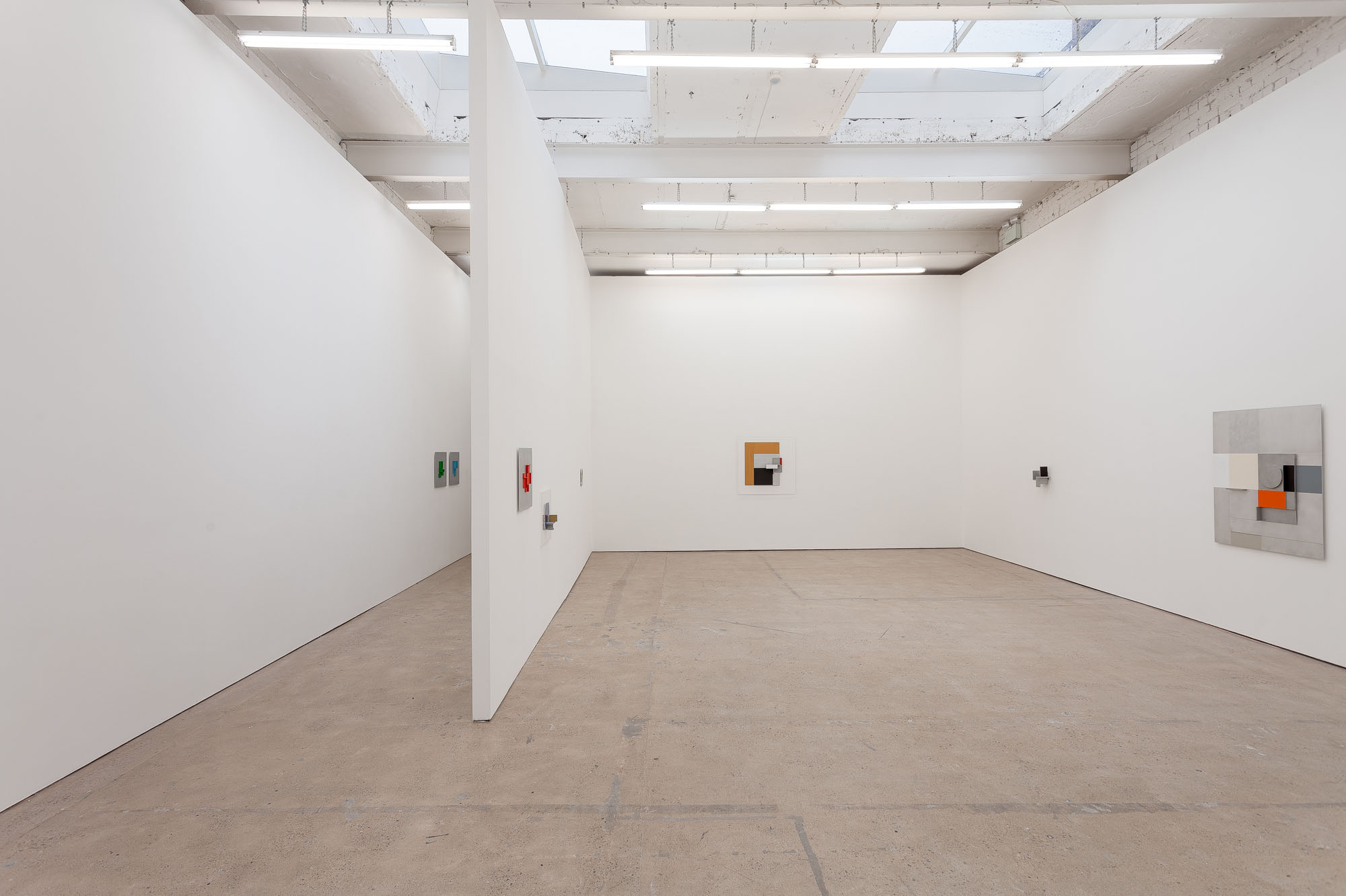 Toby Paterson at The Modern Institute
