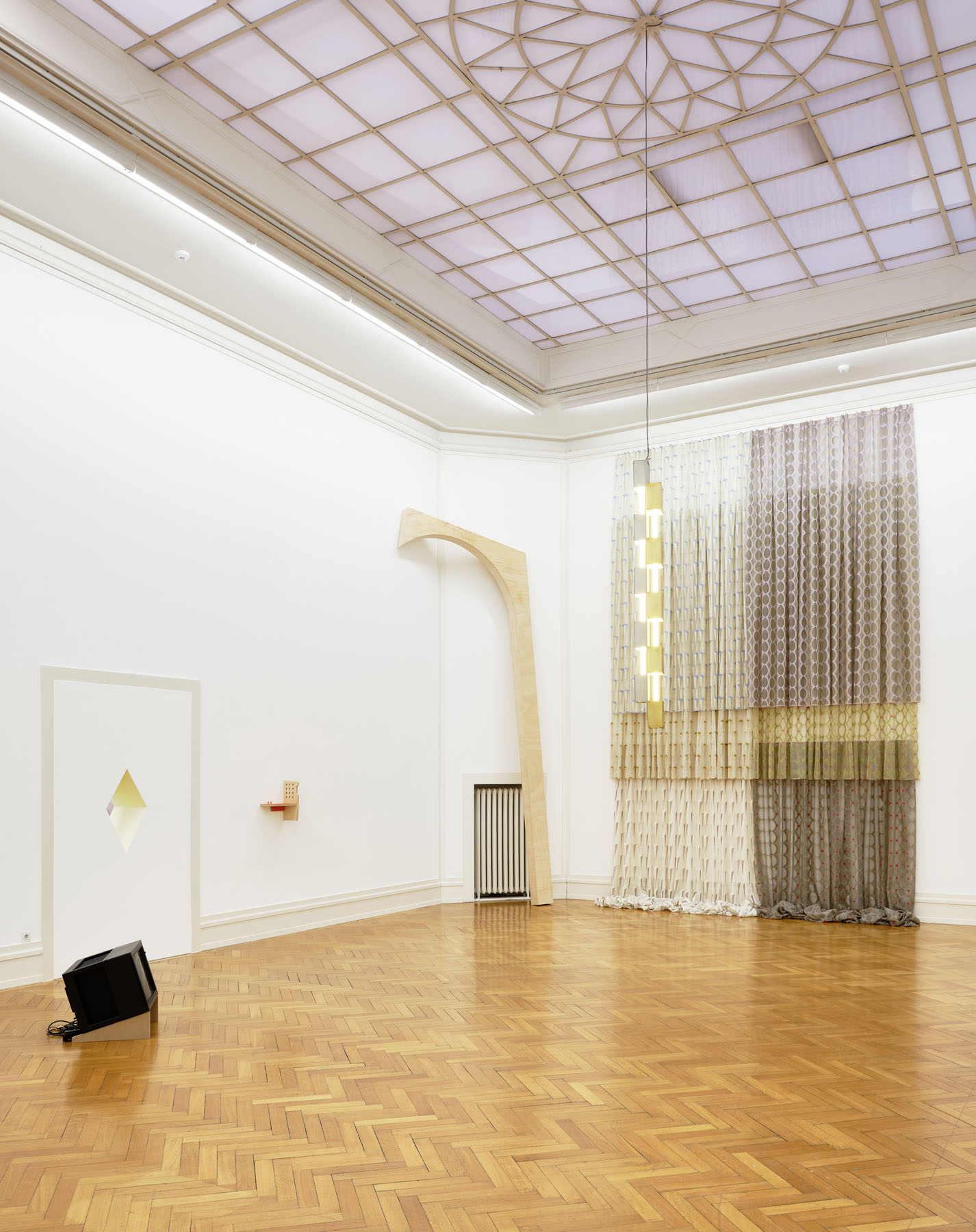Marc Camille Chaimowicz At Kunsthalle Bern Art Viewer